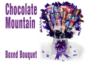 Chocolate Mountain Bouquet