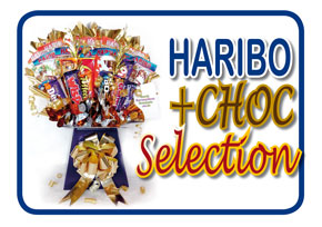 Haribo & Choc Selection