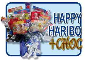 Happy Haribo & Choc