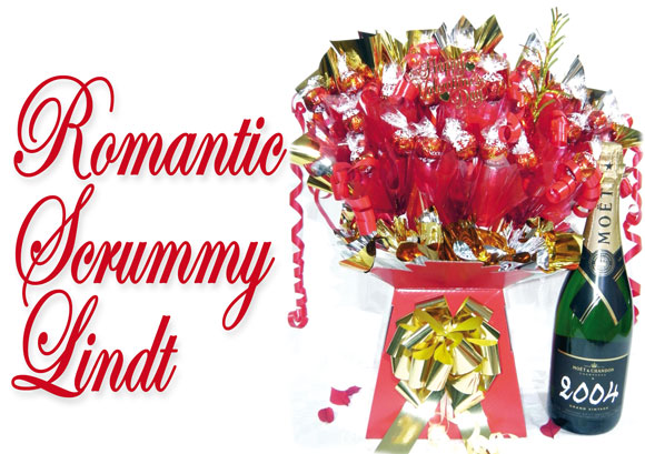romantic_scrummy_lindt_valentines_chocolate_bouquet