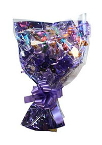 posey style chocolate bouquet