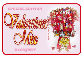 Limited Edition Valentines Mix Bouquet